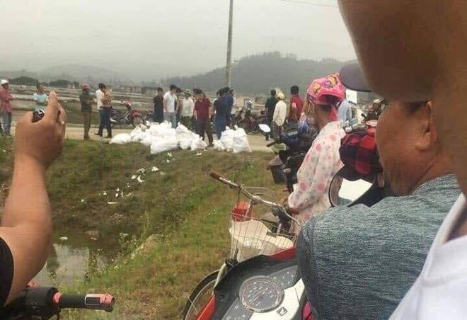 Vụ bắt giữ gần 1 tấn ma túy đá ở Nghệ An: Từ đống rác ven đường đến nhà kho toàn loa thùng-2