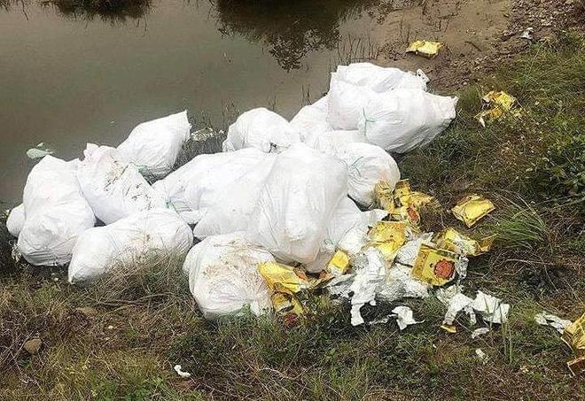Vụ bắt giữ gần 1 tấn ma túy đá ở Nghệ An: Từ đống rác ven đường đến nhà kho toàn loa thùng-3