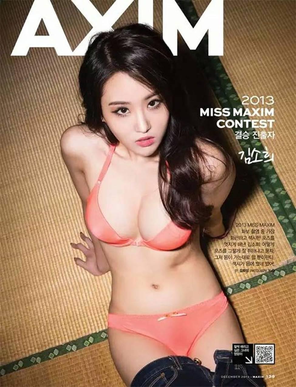 3 siêu phẩm tạp chí đàn ông Hàn có vẻ đẹp khêu gợi, rất đỗi đàn bà-15