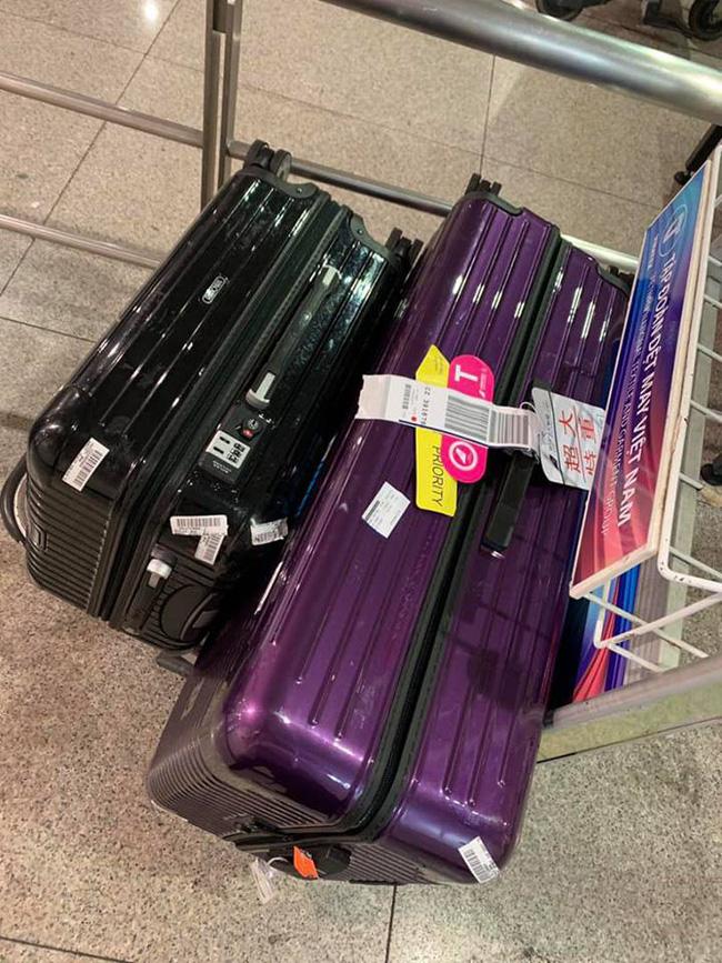 Phạm Quỳnh Anh mất hành lý chứa toàn đồ quan trọng tại sân bay sau chuyến đi từ Mỹ về Việt Nam-1