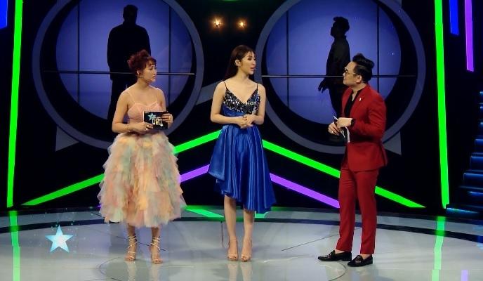 Nhan sắc nóng bỏng của Hoa hậu Việt lên truyền hình tìm người yêu-2
