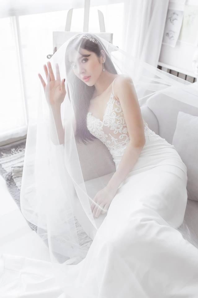 Nhan sắc nóng bỏng của Hoa hậu Việt lên truyền hình tìm người yêu-5