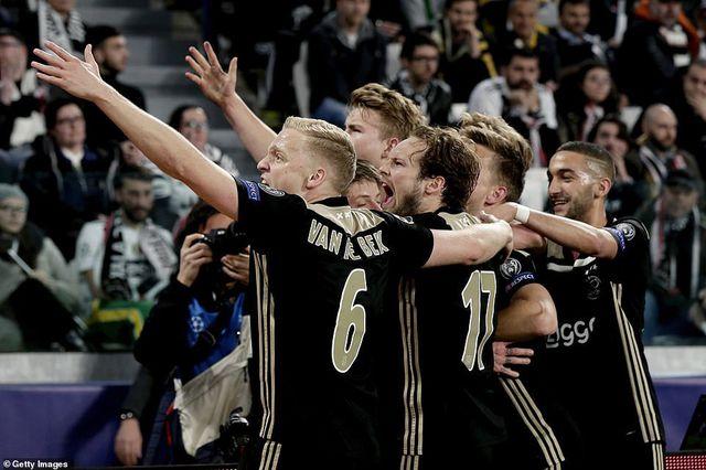 Xác định hai cặp đấu bán kết Champions League-2