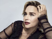Nhan sắc 'mẹ Rồng' Emilia Clarke của 'Trò chơi vương quyền'