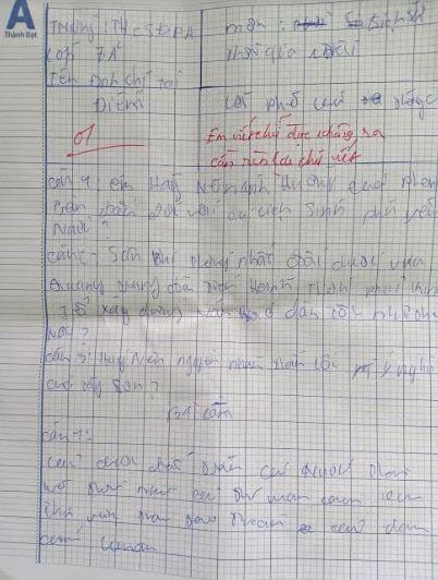 Hậu Giang: Nhiều học sinh trường chuẩn quốc gia không biết đọc, biết viết-3