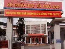Phó giám đốc Sở GD&ĐT Sơn La có con được nâng điểm thi: 'Tôi mất hết danh dự, uy tín'