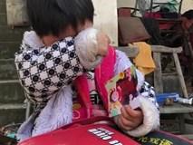 """Bé gái 6 tuổi bất hạnh khi mẹ qua đời, bố nằm liệt giường, nhưng khi trả lời câu hỏi """"Mẹ đâu rồi"""" mới khiến mọi người đau lòng"""