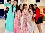 """Cô con gái lớn xinh như Hoa hậu của MC Quyền Linh gây trầm trồ khi tự cắt tóc và uốn xoăn đẹp chuẩn salon""""-7"""
