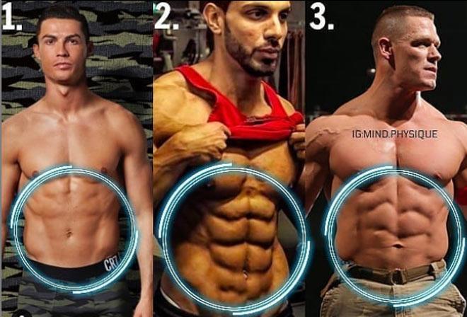 Choáng váng làng thể hình: Xuất hiện siêu lực sỹ có cơ bụng 10 múi-5