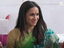 Xuất hiện bất ngờ trong đoạn video từ thiện tại Ấn Độ khi đang nghỉ thai sản, Meghan bị chỉ trích dữ dội vì lý do này
