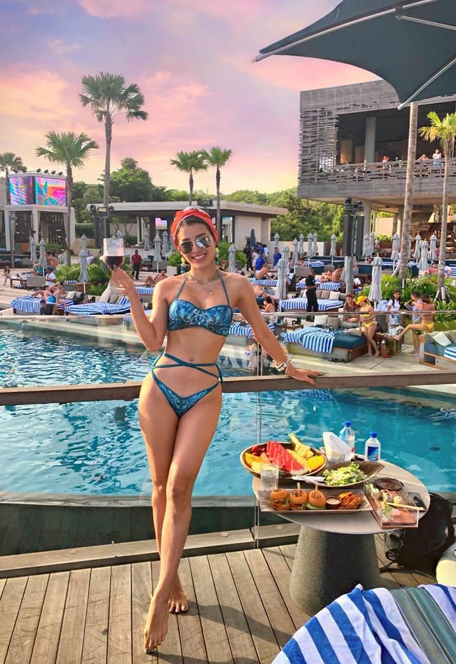 Không còn nghi ngờ gì nữa, đây chính là nữ hoàng bikini showbiz Việt!-2