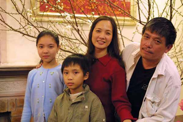 3 chị em xinh đẹp Lê Vân - Lê Khanh - Lê Vi: Tài sắc vẹn toàn và hiện tại quá đỗi bình yên-4