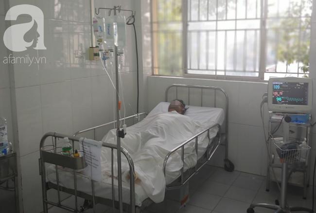 Vụ người phụ nữ nghi dùng xăng đốt chồng rồi tự thiêu: Người chồng liên tục gọi vợ trong phòng chăm sóc đặc biệt-2