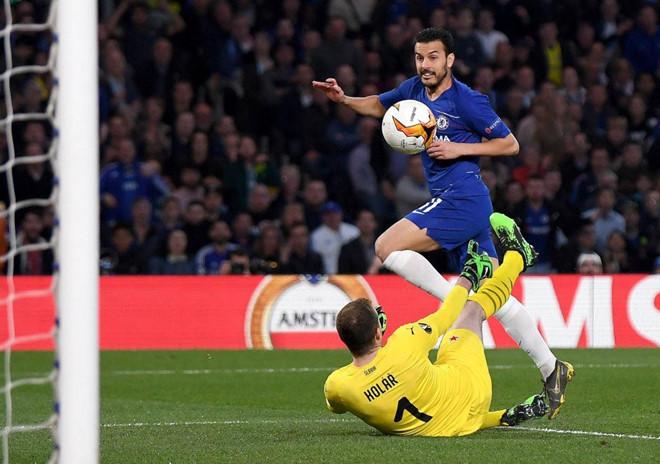 Chelsea, Arsenal trước cơ hội tạo chung kết trong mơ ở Europa League-1