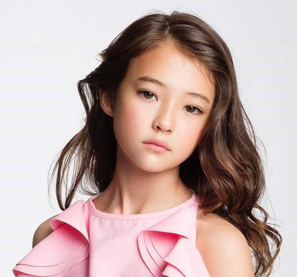 Chao đảo vì dung mạo chưa lớn đã khuynh thành của 3 bé gái đẹp nhất thế giới-5