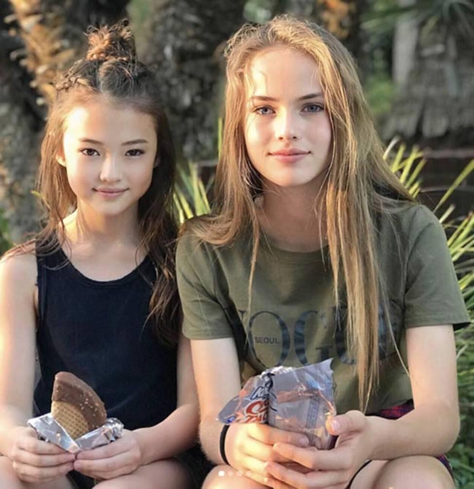 Chao đảo vì dung mạo chưa lớn đã khuynh thành của 3 bé gái đẹp nhất thế giới-8