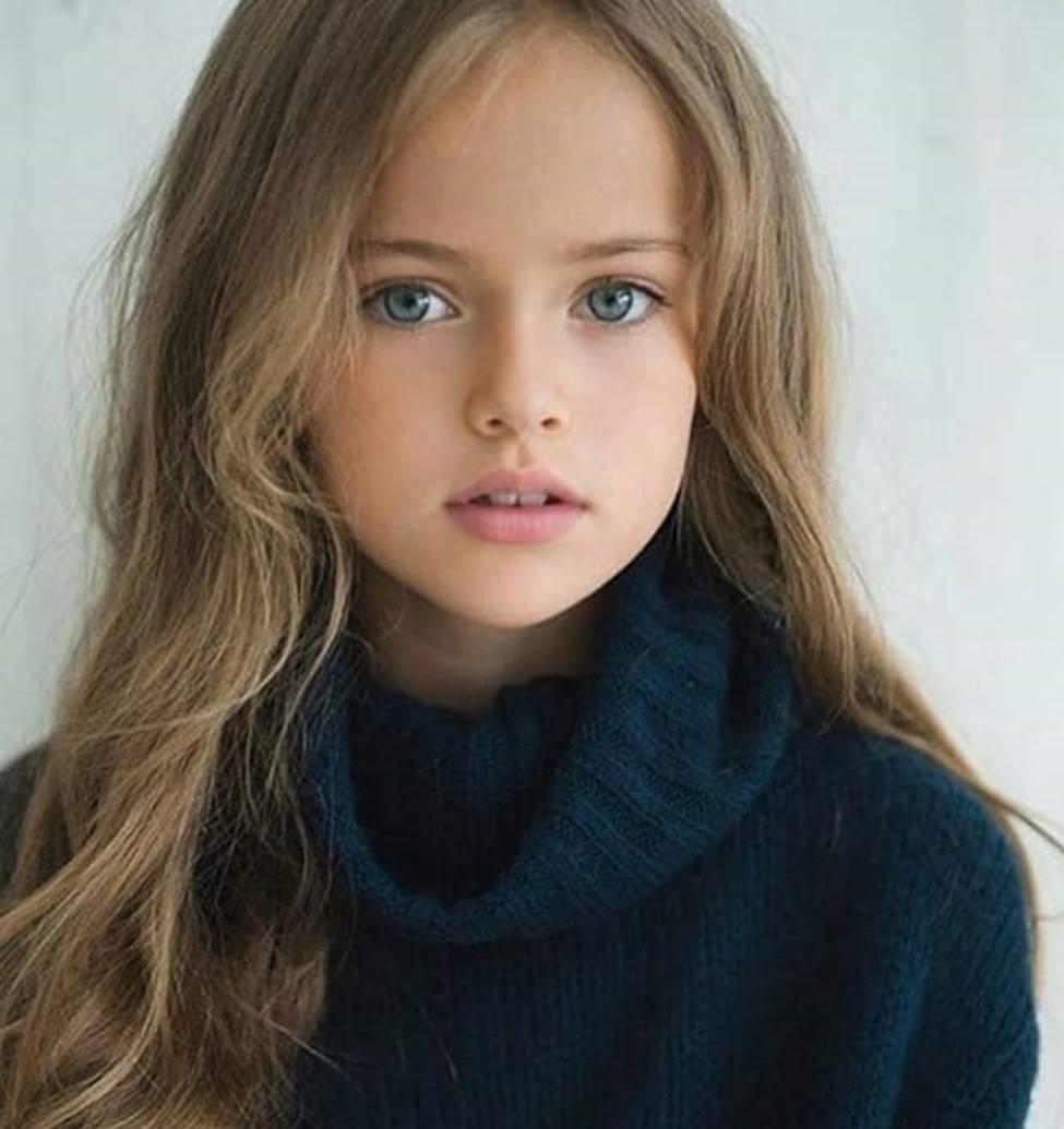Chao đảo vì dung mạo chưa lớn đã khuynh thành của 3 bé gái đẹp nhất thế giới-9