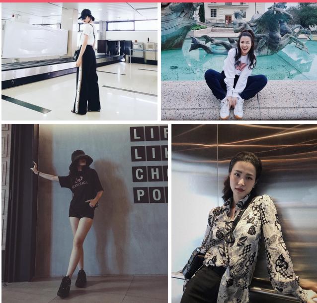 """Trái ngược với một Đông Nhi đầu tư"""" trên sân khấu, style đời thường của cô nàng ngoài 30 này lại cực đơn giản và suốt ngày chỉ giày bệt-5"""