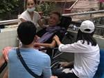 Suốt 1 tuần nằm mê man vì sốt cao, nghệ sĩ Lê Bình vẫn chưa thể ngồi dậy-4