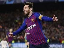 Messi tái ngộ