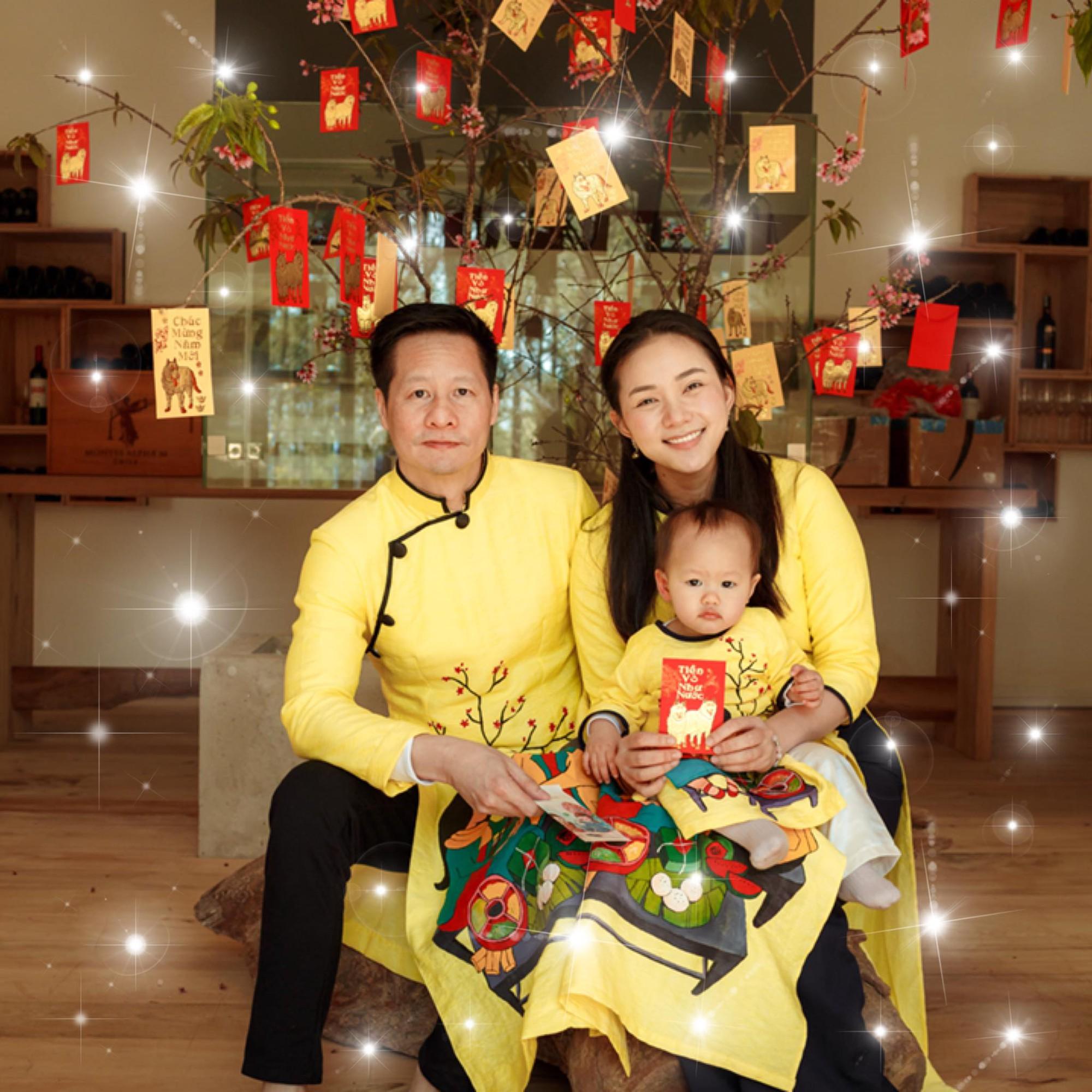 Lấy chồng đại gia hơn 27 tuổi, nhiều người hỏi Phan Như Thảo thế nào là hạnh phúc và câu trả lời không thể hoàn hảo hơn-5