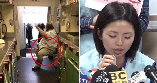 Nam hành khách ép nữ tiếp viên hàng không chùi mông cho mình nhận cái kết đắng khiến người dùng mạng và hãng bay thở phào nhẹ nhõm-1