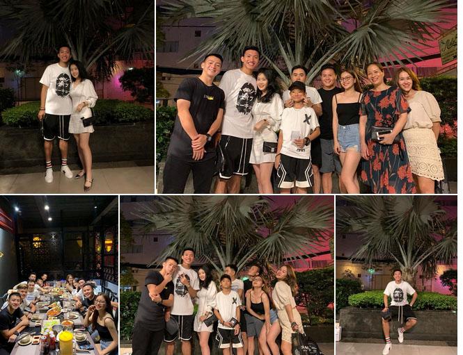 Tiến Dũng, Quang Hải và dàn cầu thủ mừng sinh nhật tuổi 20 của Văn Hậu-1
