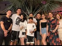Tiến Dũng, Quang Hải và dàn cầu thủ mừng sinh nhật tuổi 20 của Văn Hậu