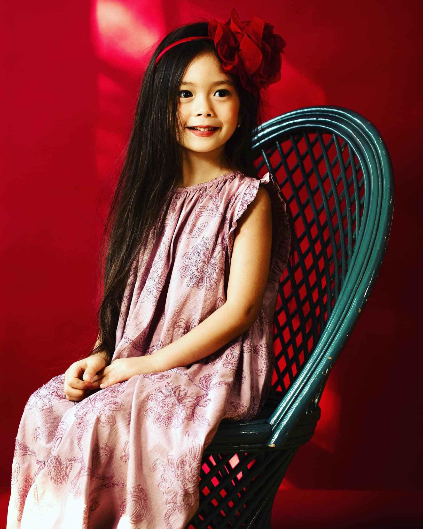 Những nàng công chúa lai xinh đẹp nhà sao Việt-15