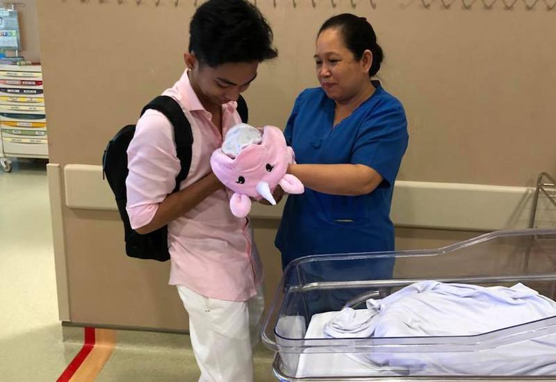 Hình ảnh xinh xắn của con gái Khánh Thi khiến ai cũng ngỡ ngàng-11