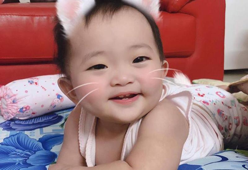 Hình ảnh xinh xắn của con gái Khánh Thi khiến ai cũng ngỡ ngàng-9