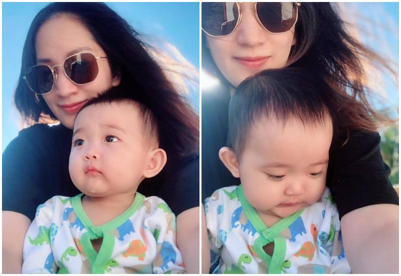 Hình ảnh xinh xắn của con gái Khánh Thi khiến ai cũng ngỡ ngàng-21