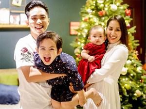 Hình ảnh xinh xắn của con gái Khánh Thi khiến ai cũng ngỡ ngàng