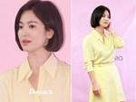 """Không còn già chát"""" vì kiểu tóc và trang phục, Song Hye Kyo đẹp đỉnh cao trong hình hậu trường không photoshop-7"""