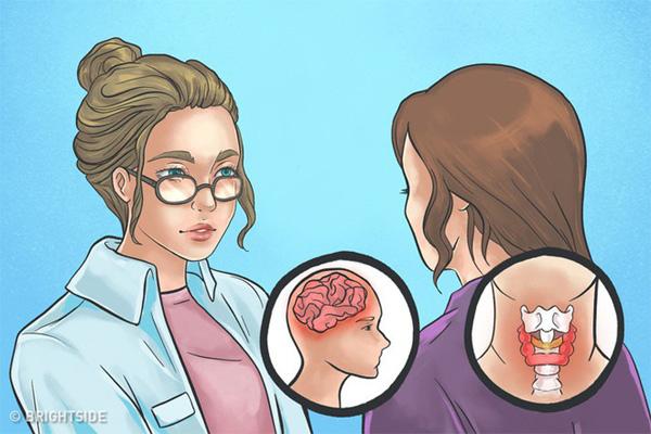 11 dấu hiệu cảnh báo bệnh tuyến giáp: Nếu không chú ý can thiệp sớm sẽ rất nguy hiểm-2