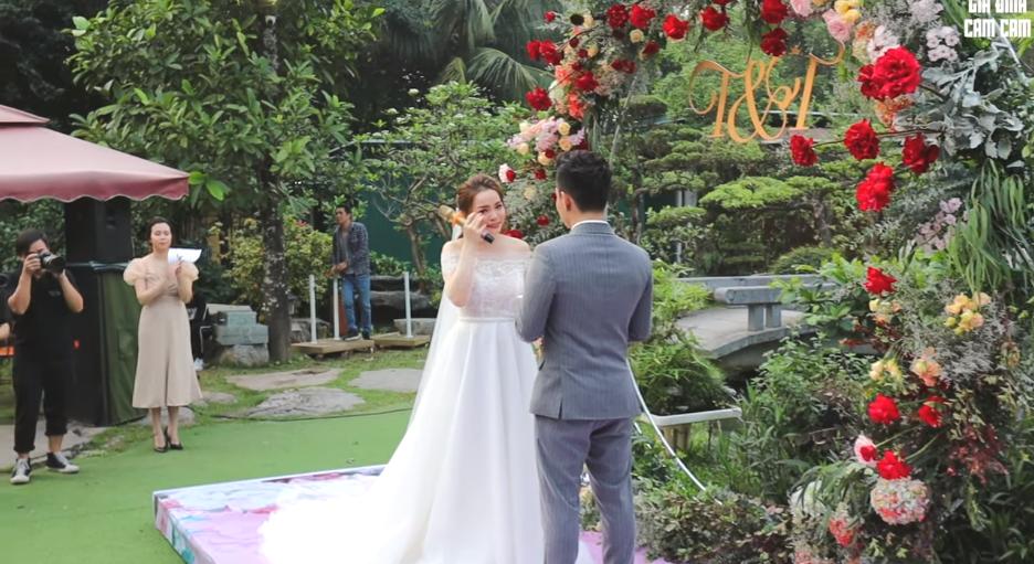 Hot beauty blogger 900.000 follow thổ lộ những tâm tư chưa từng có trong ngày cưới, chú rể là một nhân vật vô cùng đặc biệt-5