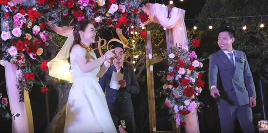 Hot beauty blogger 900.000 follow thổ lộ những tâm tư chưa từng có trong ngày cưới, chú rể là một nhân vật vô cùng đặc biệt-8