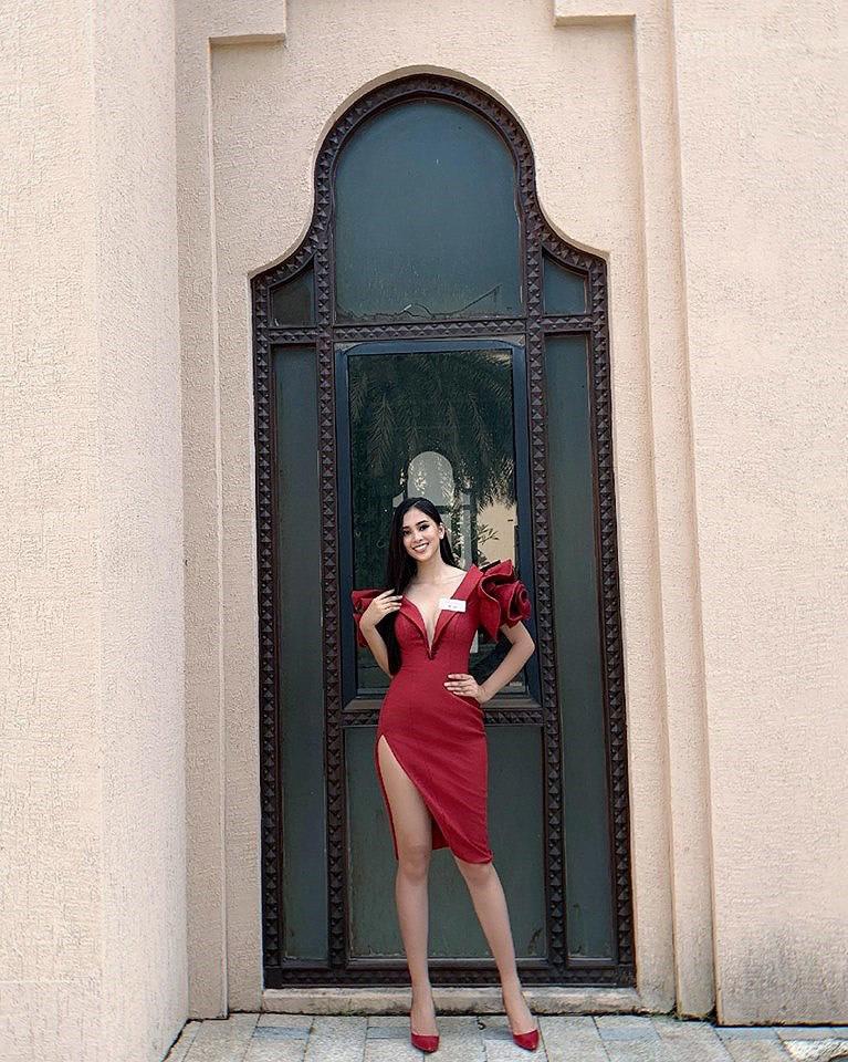19 tuổi, Hoa hậu Tiểu Vy ngày càng chuộng phong cách gợi cảm-9