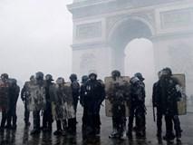 Biểu tình bạo lực triền miên, gần 30 cảnh sát Pháp tự sát từ đầu năm tới nay