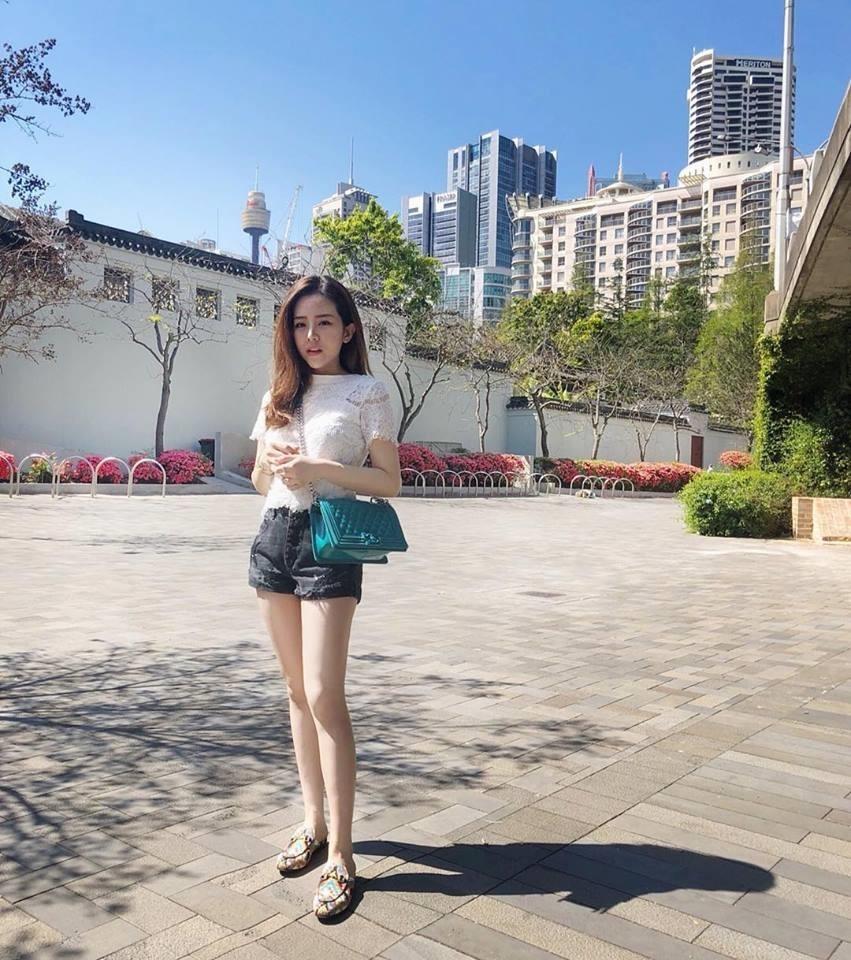 Cuộc sống thượng lưu bên trời Tây của hot girl thừa kế đình đám Việt Nam-6