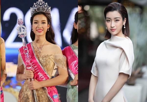 Sau 3 năm đăng quang, nhan sắc Hoa hậu Mỹ Linh ngày càng thăng hạng ngoạn mục-5