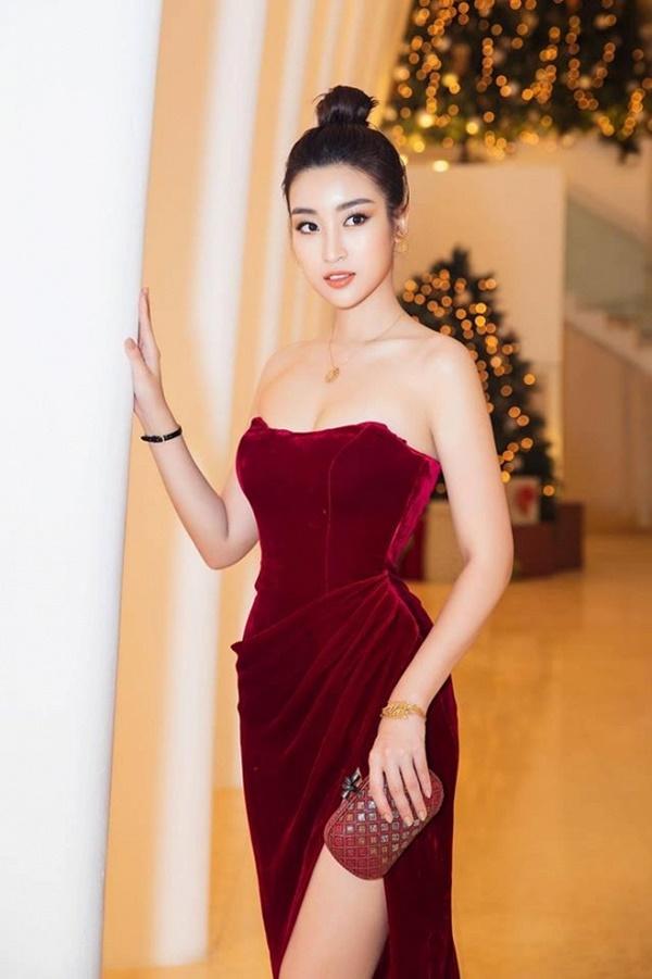 Sau 3 năm đăng quang, nhan sắc Hoa hậu Mỹ Linh ngày càng thăng hạng ngoạn mục-7