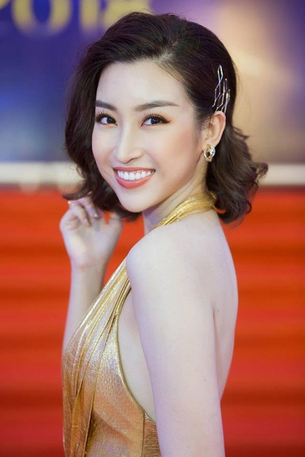 Sau 3 năm đăng quang, nhan sắc Hoa hậu Mỹ Linh ngày càng thăng hạng ngoạn mục-8