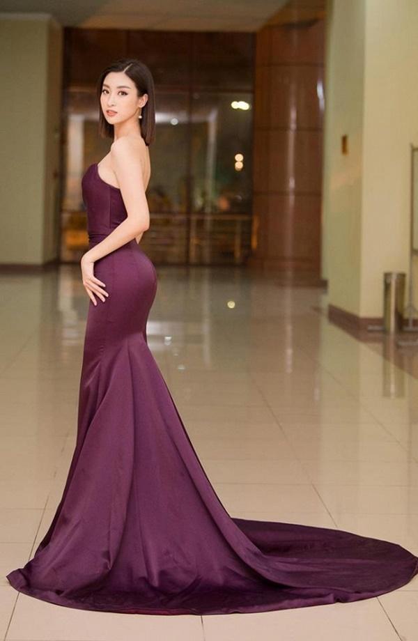 Sau 3 năm đăng quang, nhan sắc Hoa hậu Mỹ Linh ngày càng thăng hạng ngoạn mục-12