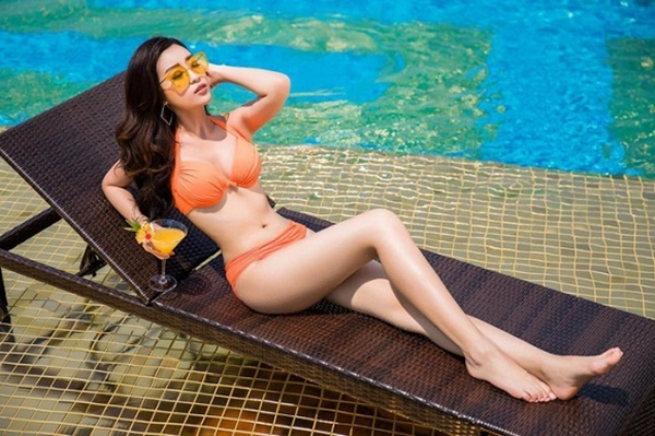 Sau 3 năm đăng quang, nhan sắc Hoa hậu Mỹ Linh ngày càng thăng hạng ngoạn mục-15