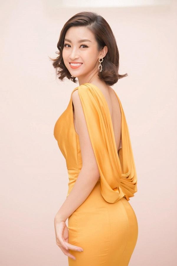 Sau 3 năm đăng quang, nhan sắc Hoa hậu Mỹ Linh ngày càng thăng hạng ngoạn mục-17