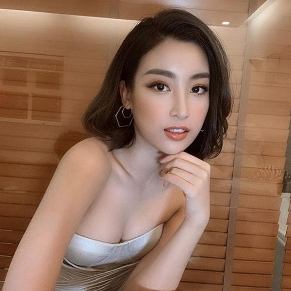 Sau 3 năm đăng quang, nhan sắc Hoa hậu Mỹ Linh ngày càng thăng hạng ngoạn mục-19