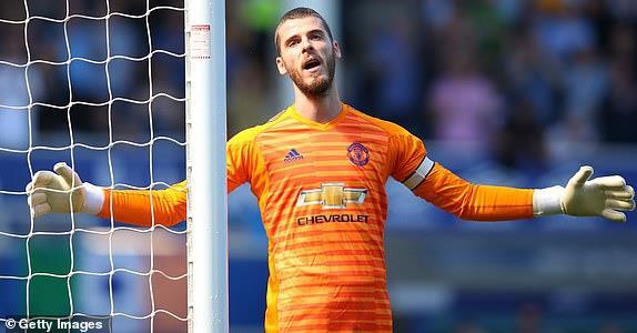 MU bị Everton sỉ nhục bằng chiến thắng 4-0-2