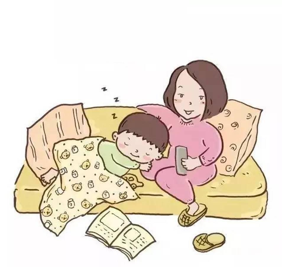 Bộ tranh cho thấy các mẹ nghĩ rằng mình yêu con nhất, nhưng không ngờ rằng bé còn yêu mẹ nhiều hơn thế-4