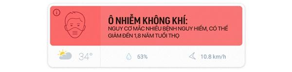 Chất lượng không khí Việt Nam ô nhiễm báo động: Đeo khẩu trang không mấy tác dụng-6